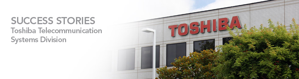 PDVN Clients - Toshiba Success Stories