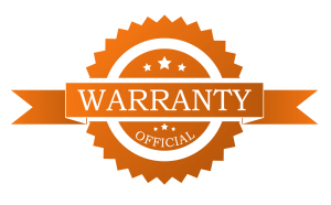 Protected by Our Warranty