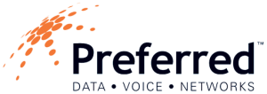 Preferred Data Voice Networks Logo