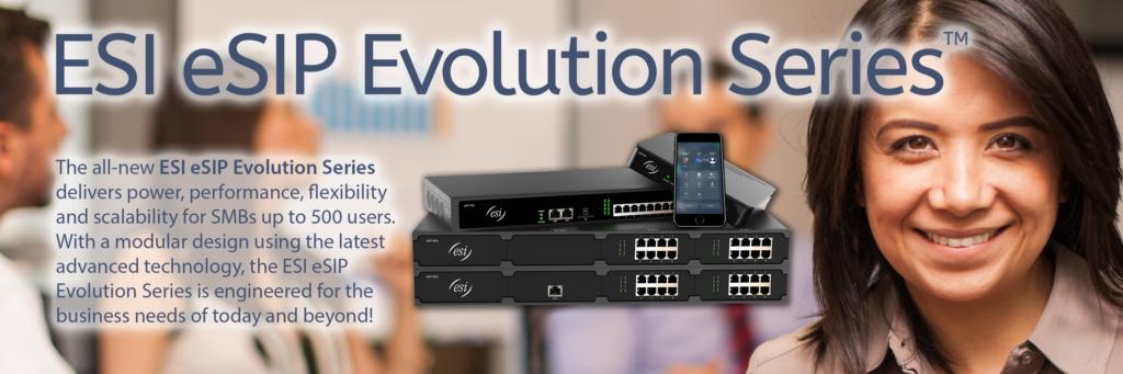 ESI eSIP Evolution Series