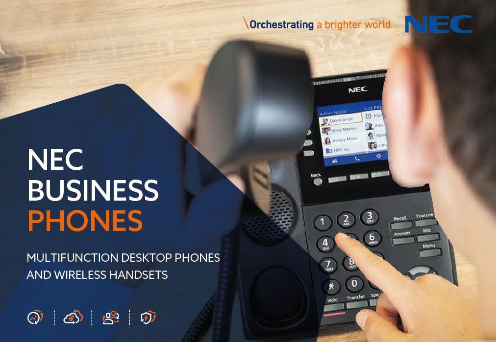 NEC_business_phones